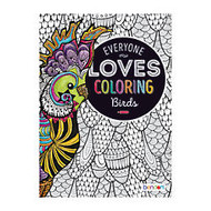 Bendon; Adult Coloring Book, Birds
