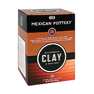 AMACO; Mexican Pottery Self-Hardening Clay™, 5 Lb, Terra Cotta