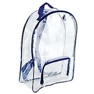 Bags Of Bags Security Backpacks, Clear, Pack Of 2