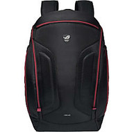 Asus Shuttle Carrying Case (Backpack) for 17 inch; Notebook, Netbook, Smartphone, Document, Portable Audio Player - Black