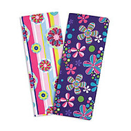 Standard Girls Book Covers, 13 3/8 inch; x 7 3/4 inch;, Assorted, Pack Of 2