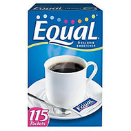 Equal; Packets, Box Of 115