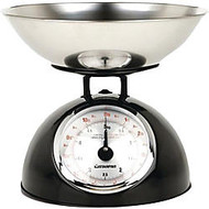 Starfrit 11lb-Capacity Kitchen Scale with Stainless Steel Bowl