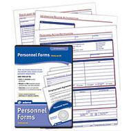 Adams; Employee Personnel Forms, CD