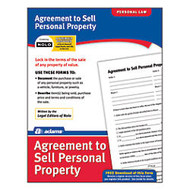 Adams; Agreement To Sell Personal Property