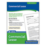 Adams; Commercial Lease