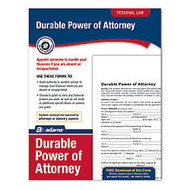 Adams; Durable Power of Attorney
