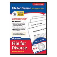 Adams; File For Divorce