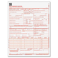 Adams; Medical Claim Forms, Pack Of 250