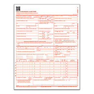 TOPS; Laser CMS Claim Forms Without Sensor Bar, 8 1/2 inch; x 11 inch;, Pack Of 500