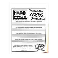 Create Your Own Multi-Part Forms, 8 1/2 inch; x 11 inch;, 3-Part, Box Of 250