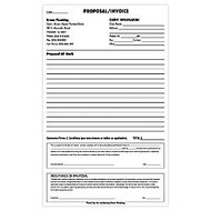Create Your Own Multi-Part Forms, 8 1/2 inch; x 14 inch;, 3-Part, Box Of 250