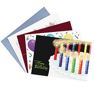 All-Occasion Assortment Pack, 5 5/8 inch; x 7 7/8 inch;, Birthday, Horizontal, Box Of 50