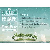 Full-Color Postcards, Gloss, 5 5/8 inch; x 4 inch;, Box Of 50
