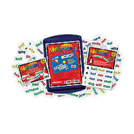Barker Creek; Magnets, Learning Magnets;, High Frequency Word Kit, Grades K+, Pack Of 259