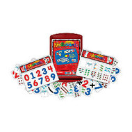 Barker Creek; Magnets, Learning Magnets;, Numbers And Counting Units Activity Kit, Grades Pre-K+, Pack Of 50