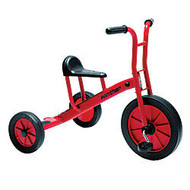 Winther Viking Tricycle, Large, 27 3/16 inch;H x 22 7/8 inch;W x 34 1/4 inch;D, Red