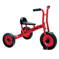 Winther Viking Tricycle, Medium, 24 7/16 inch;H x 20 1/2 inch;W x 31 1/8 inch;D, Red