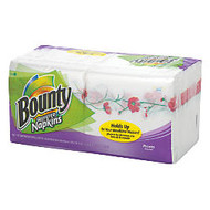 Bounty 1-ply Quilted Napkins