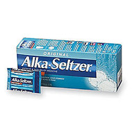 Alka-Seltzer; Refills, 2 Per Packet, Box Of 36 Packets