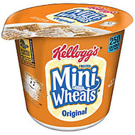 Frosted Mini Wheats; Cereal-In-A-Cup, 2.5 Oz, Pack Of 6