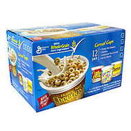 General Mills Cereal Cups, Pack Of 12, Assorted