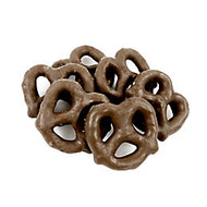 Albanese Confectionery Pretzels, Milk Chocolate, 10-Lb Bag