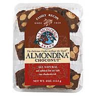 Almondina All-Natural Cookies, Chocnut, 4 Oz, Pack Of 12