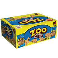 Austin; Zoo Animal Crackers, 2 Oz, Case Of 36