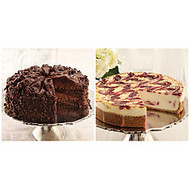 Sweet Street Dessert Cake And Cheesecake Variety, 28 Servings