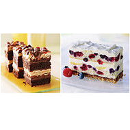 Sweet Street Dessert Stack Variety, 16 Servings