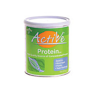 Active Powder Protein Supplement, 8 Oz Cans, Case Of 6