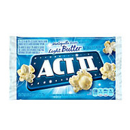 ACT II Microwave Popcorn, Butter Flavored, 2.75 Oz Bag