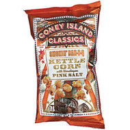 Coney Island Classics Kettle Corn, Smokin' Bar-B-Q, 8 Oz, Pack Of 3