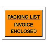 Office Wagon; Brand  inch;Packing List/Invoice Enclosed inch; Envelopes, Full Face, 4 1/2 inch; x 5 1/2 inch;, Orange, Pack Of 1,000