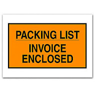 Office Wagon; Brand  inch;Packing List/Invoice Enclosed inch; Envelopes, Full Face, 7 inch; x 10 inch;, Orange, Pack Of 1,000