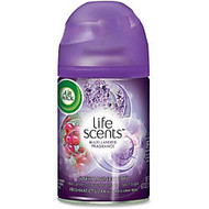 Airwick Freshmatic Life Scents Refill - Spray - 6.2 fl oz (0.2 quart) - Sweet Lavender Days, lavender Petals, Bright Redcurrants, Sweet Spun Sugar - 60 Day - 1 Each - Wall Mountable, Long Lasting