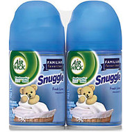 Airwick Snuggle Scent Air Fresh Dispenser Refill - Spray - 6.17 oz - 60 Day - 2 / Pack - Long Lasting