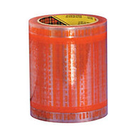 3M; 824 Pouch Tape Rolls, 5 inch; x 6 inch;, Clear, Case Of 12
