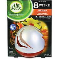 Airwick Aromasphere Air Freshener - Liquid - 2.5 fl oz (0.1 quart) - Hawaiian - 8 Week - 1 / Each
