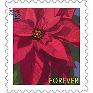 USPS; Holiday FOREVER; Postage Stamps, Book Of 20 Stamps