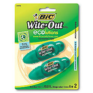 BIC Wite-Out ECOlutions Mini Correction Tape