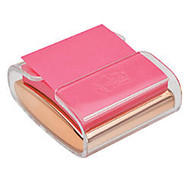 Post-it; Pop-Up Note Dispenser, 1 5/8 inch;H x 3 7/16 inch;W x 3 3/8 inch;D, Rose Gold