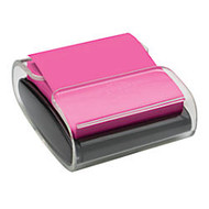 Post-it; Pop-up Note Dispenser, 3 inch; x 3 inch;, Black