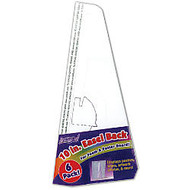 ArtSkills; Easel Backs, 10 inch;, White, Pack Of 6