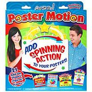 ArtSkills; Poster Motion