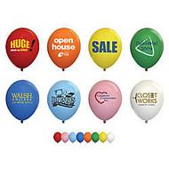 12 inch; Round Balloon