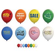 9 inch; Round Balloon