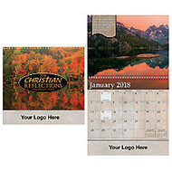 Christian Reflections Stitched Wall Calendar