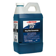 Betco; Deep Blue Glass Cleaner, 152 Oz, Pack Of 2